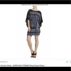 BCBG MAXAZRIA LOUS DRESS